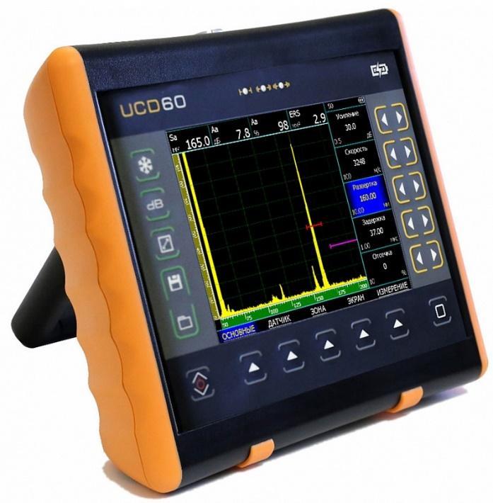 Аппарат ультразвукового контроля